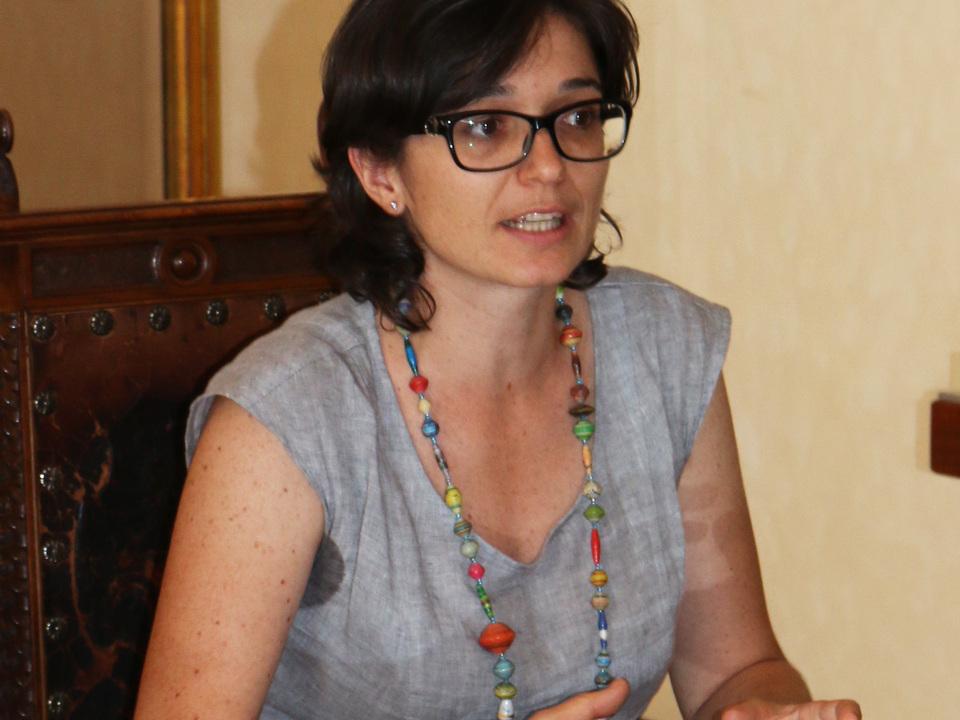 Madeleine Rohrer Umweltstadträtin Meran