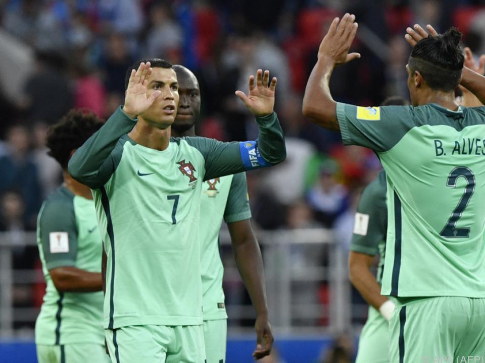 Ronaldo schoss das entscheidende Tor