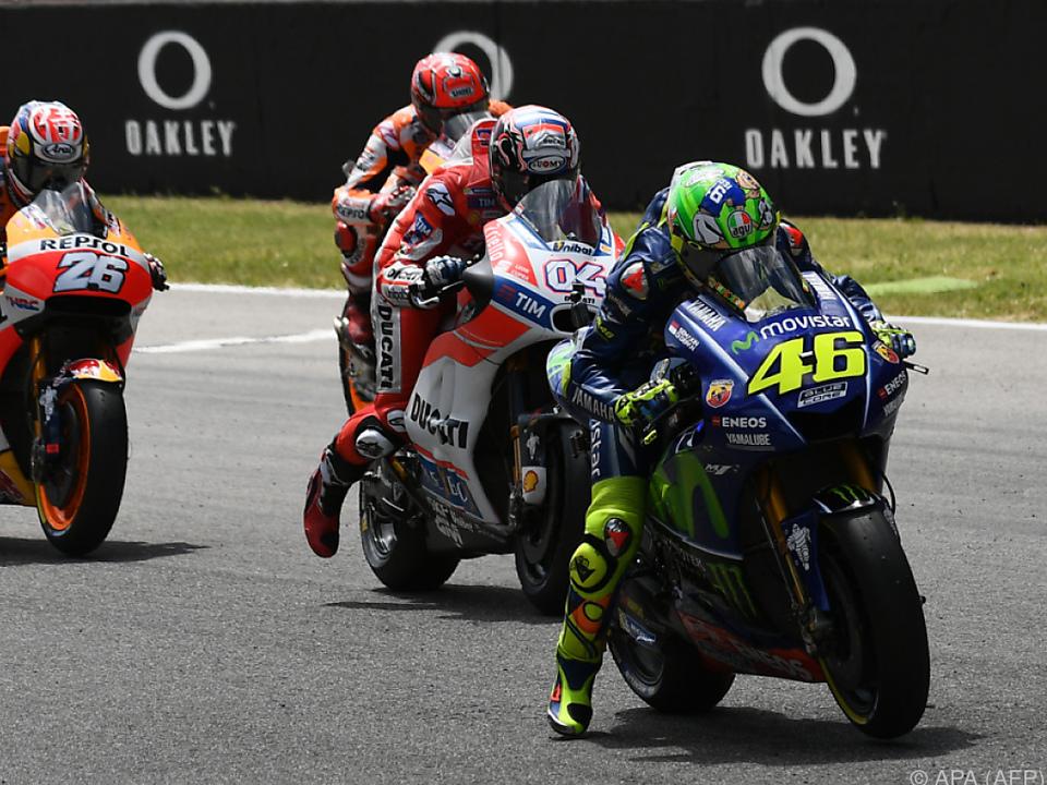 MotoGP-WM Dovizioso holt ersten Ducati-Sieg - Folger 13