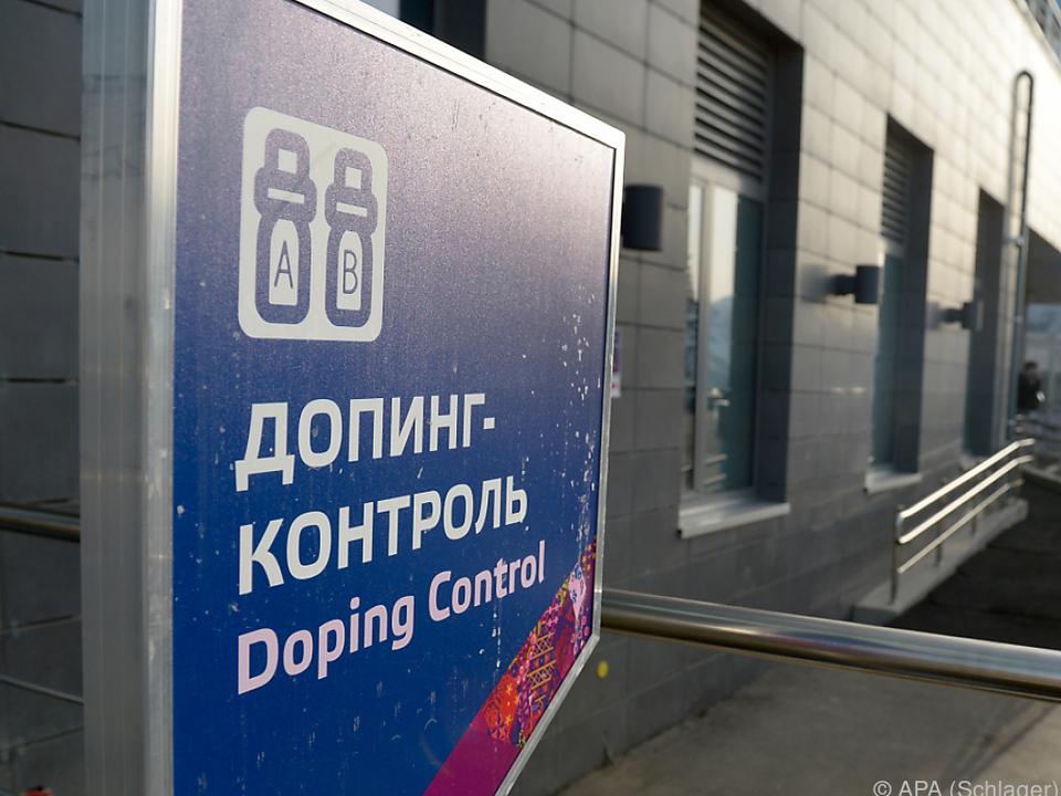 Russland seit Jahren mit Dopingvorwürfen konfrontiert