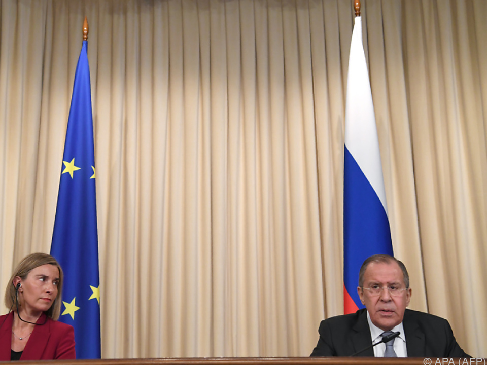 Russland und EU driften weiter auseinander