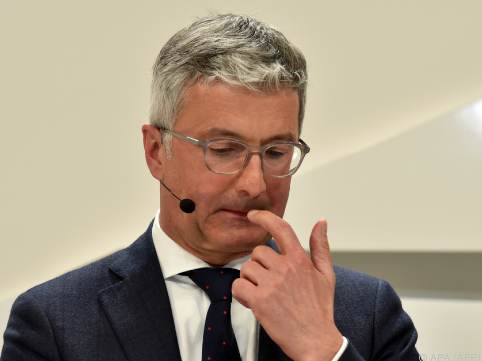 Scharfe Kritik auch an CEO Rupert Stadler