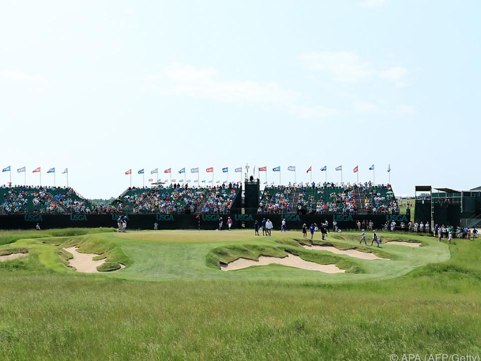 US Open: Golfprofi Kaymer spielt Par-Runde zum Auftakt