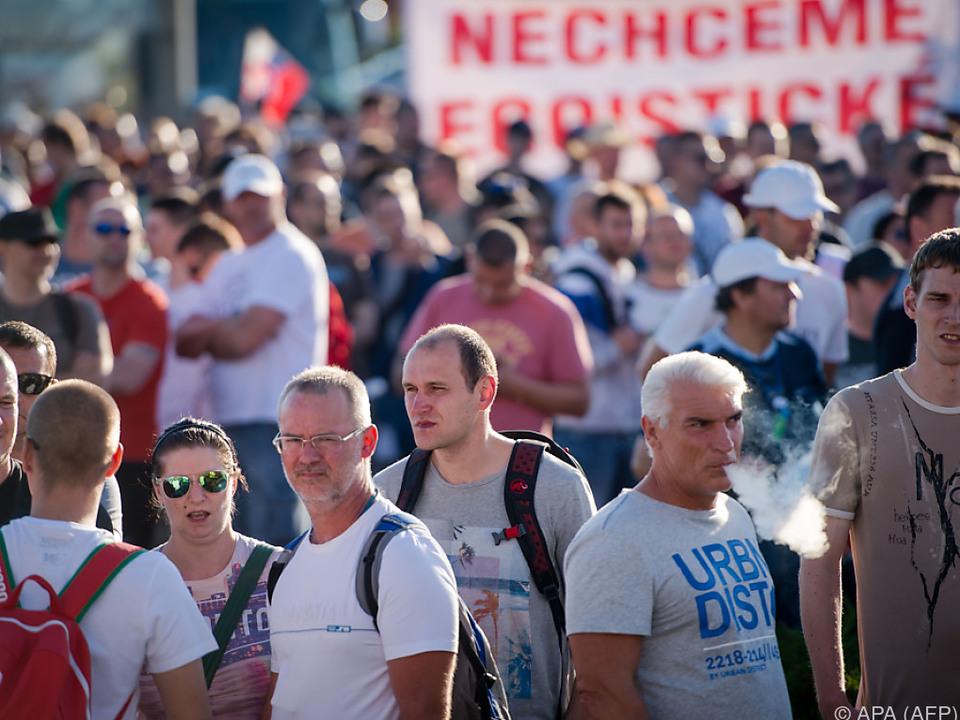 Sechs Tage lang wurde bei VW in der Slowakei gestreikt