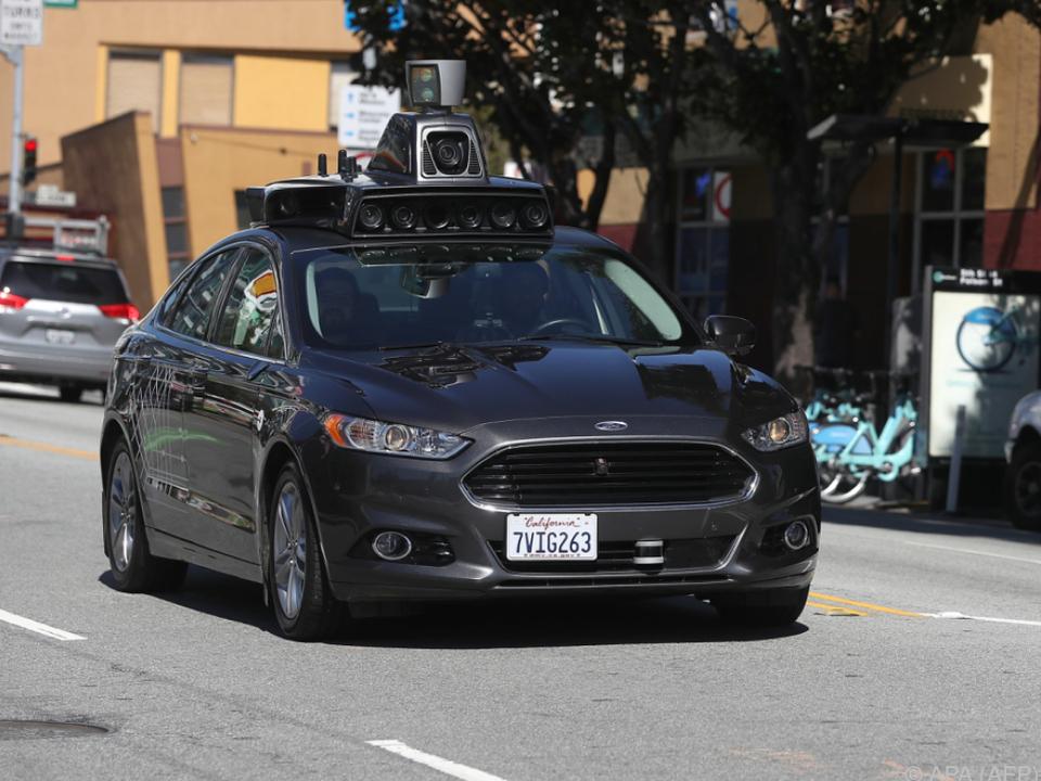 Selbstfahrende Autos sind noch lange nicht serienreif
