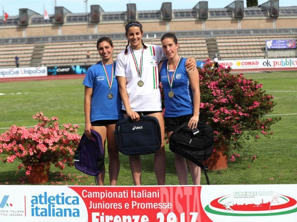 Firenze Campionati Italiani Juniores e Promesse