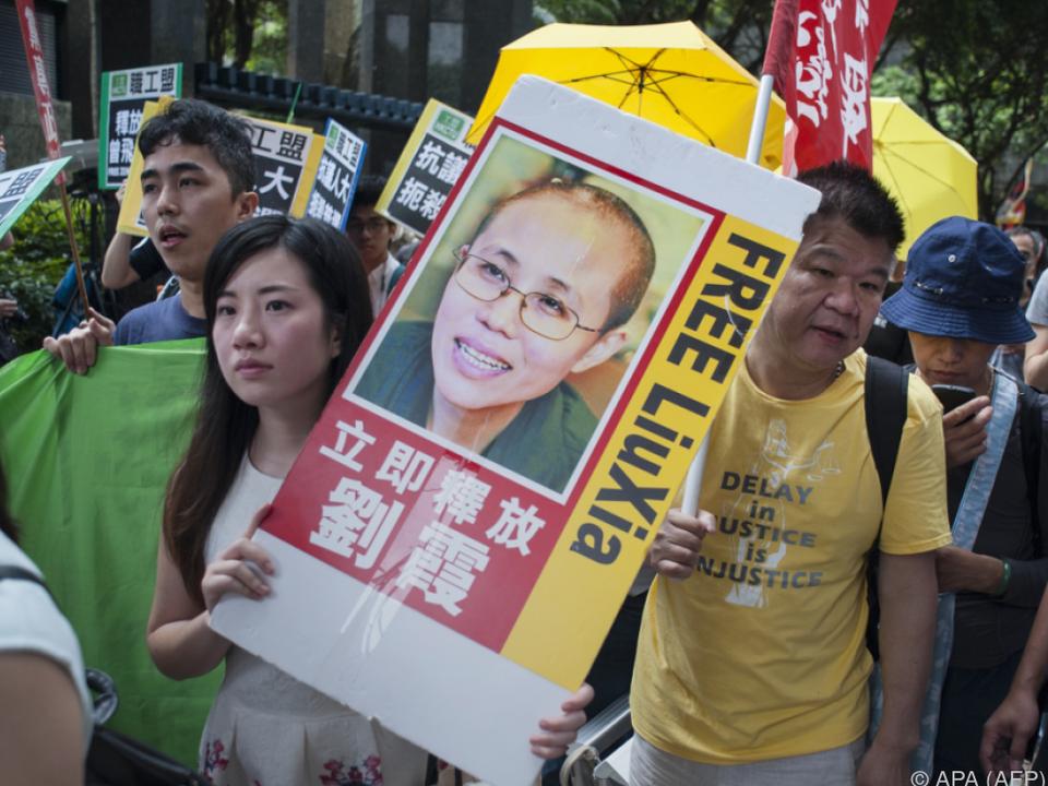 Sorge um den chinesischen Nobelpreisträger Liu Xiaobo