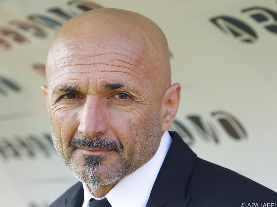 Spalletti soll Inter wieder auf Vordermann bringen