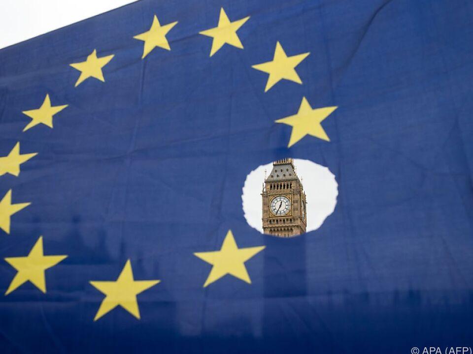 EU ruft Großbritannien zu zügigem Beginn der Brexit-Verhandlungen auf
