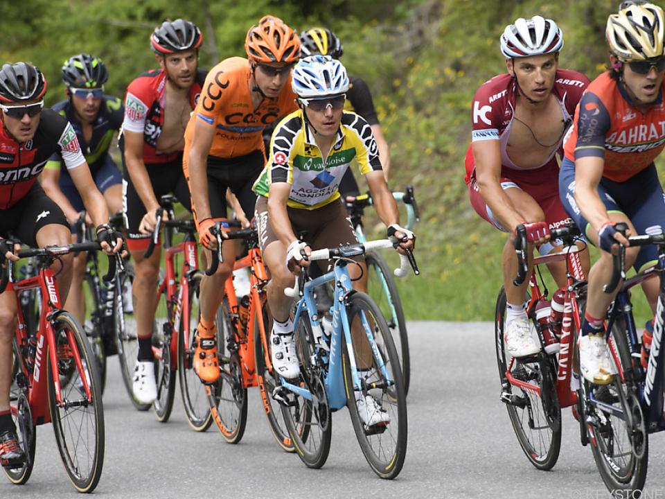 Pozzovivo gewinnt 6. Etappe und führt Tour de Suisse an