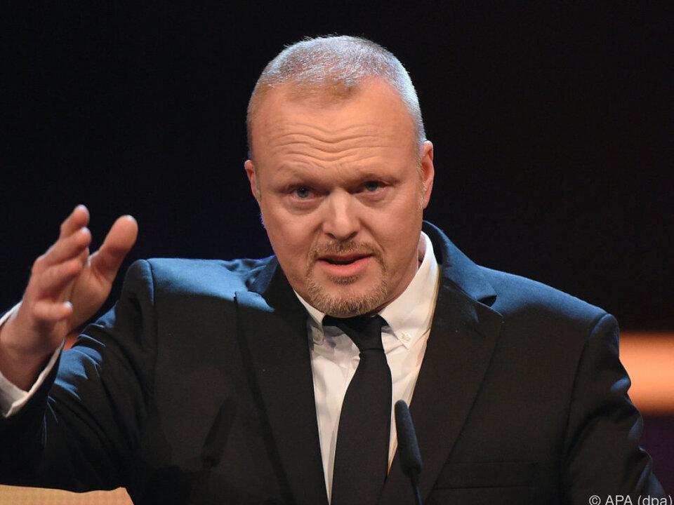Stefan Raab wird \