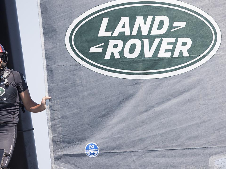 Technische Probleme beim Team Land Rover BAR
