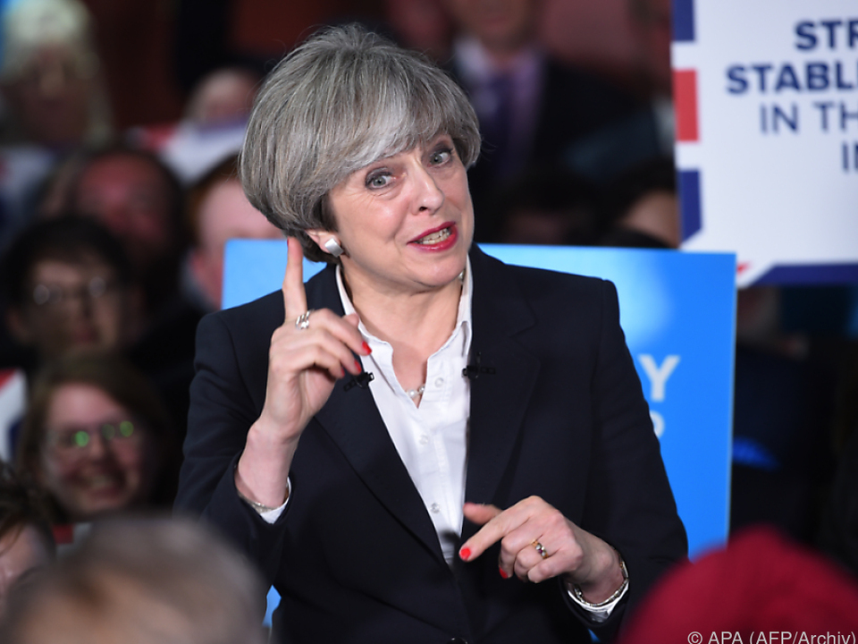 Theresa May immer stärker unter Druck