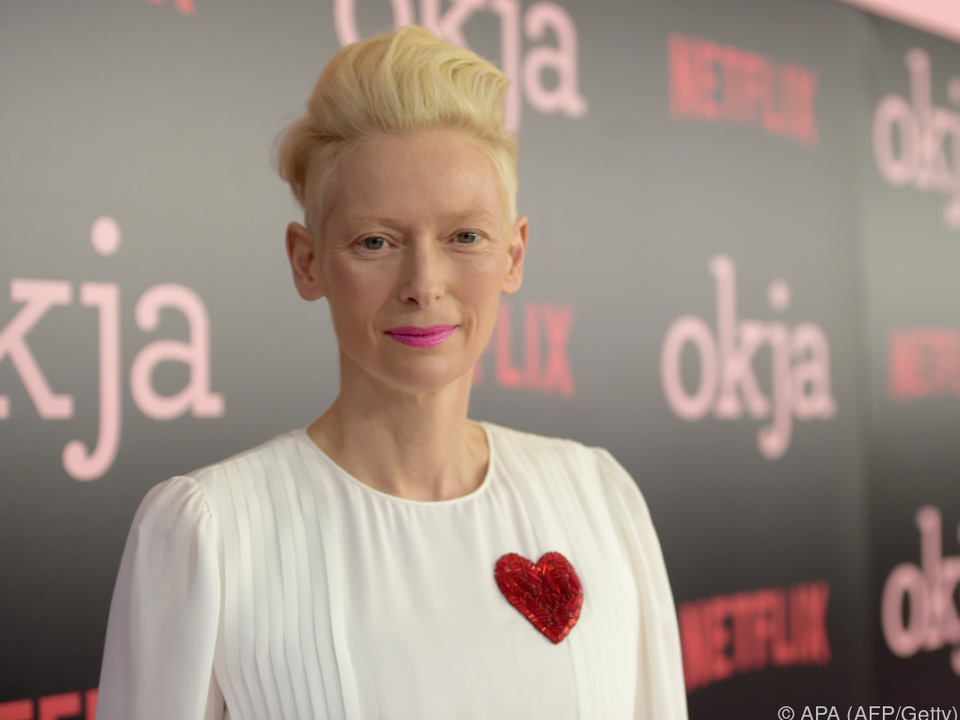 Tilda Swinton spielt in dem Film eine skrupellose Konzernchefin
