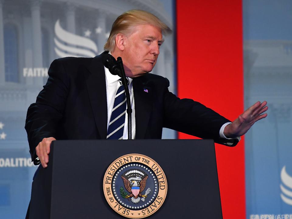 Sessions: Weiß nichts von Absprachen zwischen Trump-Team und Moskau