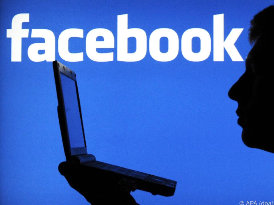 Über zwei Milliarden Konten gibt es bei Facebook