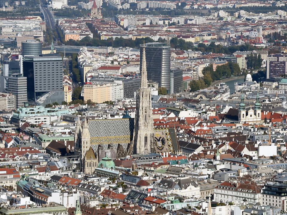 Wien ist für Expats verhältnismäßig leistbar