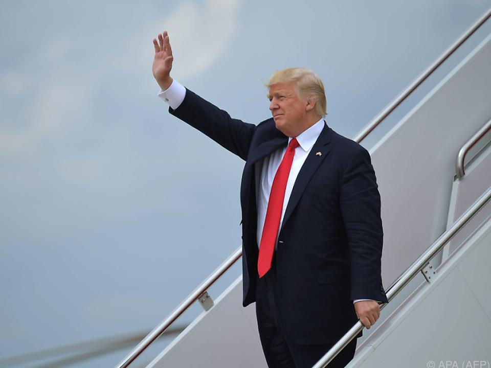 Mueller ermittelt gegen Trump