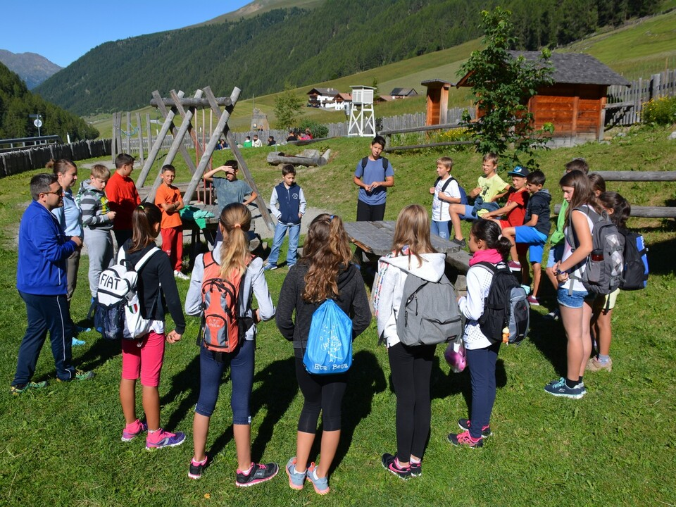 Sommersprachcamps 2017