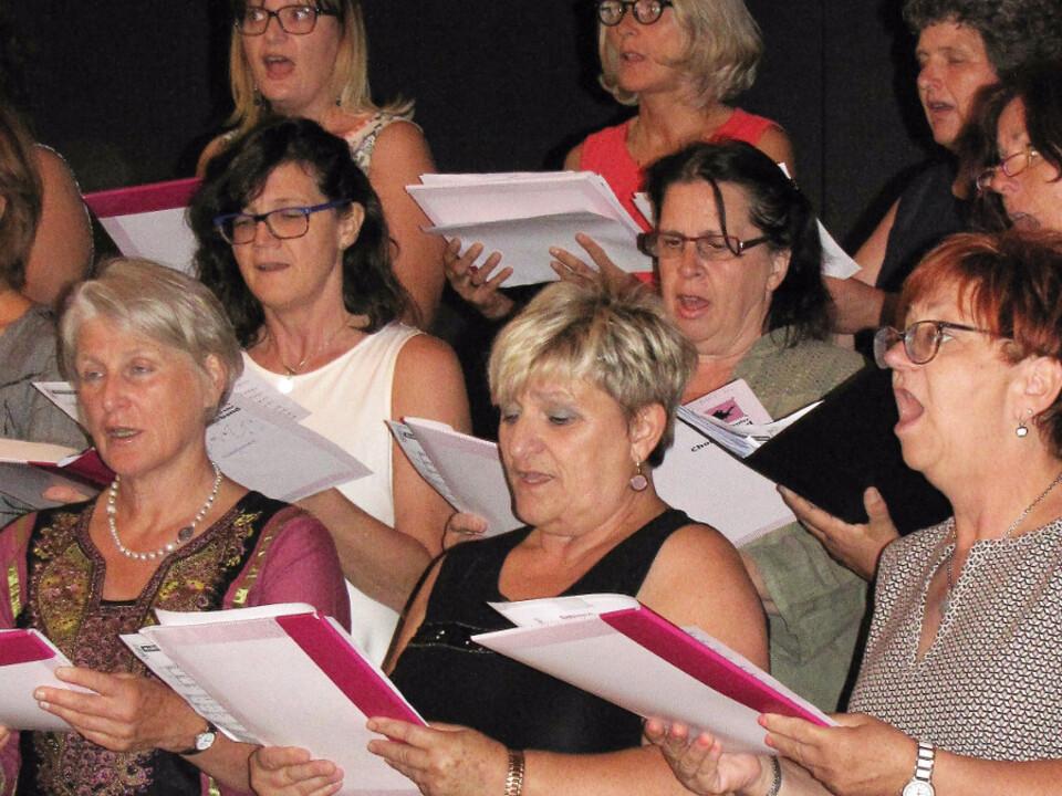 Chor- und Stimmbildungswoche des Südtiroler Chorverbandes 2017