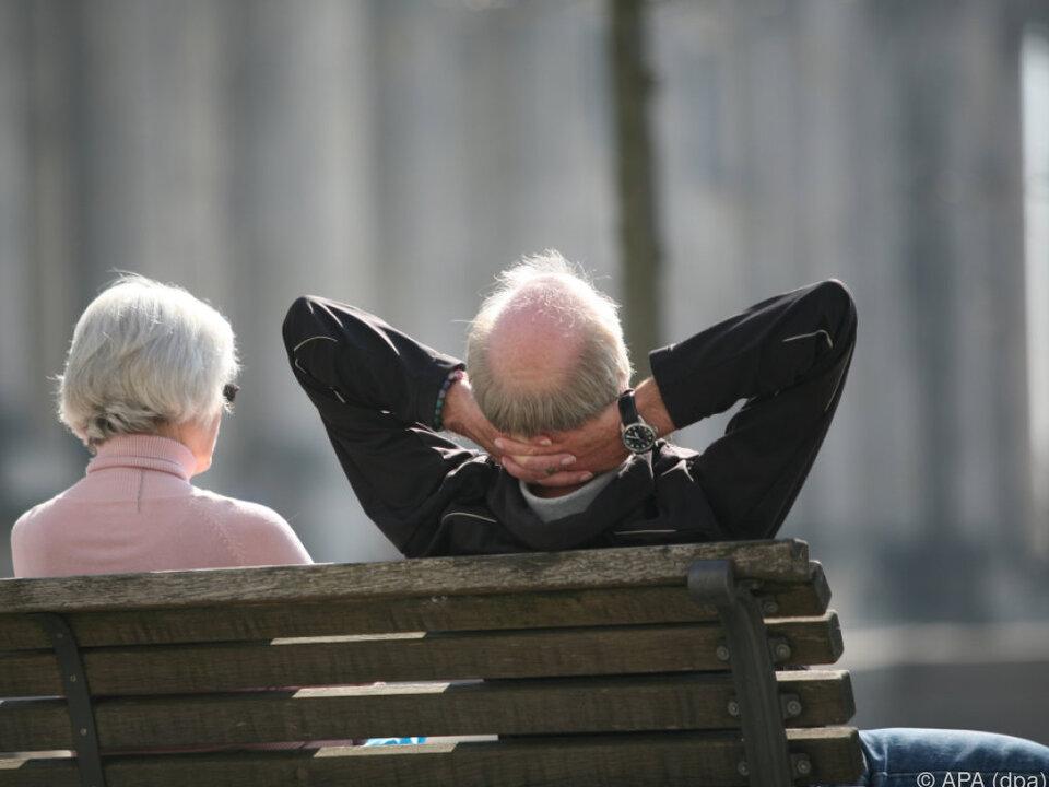 42.200 Personen gingen 2017 bisher in Pension