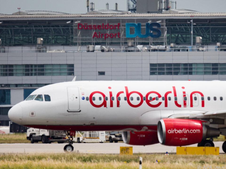 Air Berlin macht zuletzt vor allem Negativschlagzeilen