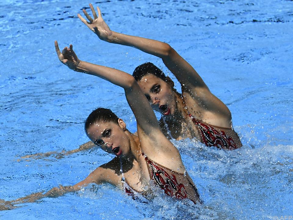 Alexandri-Schwestern sind mit der WM zufrieden