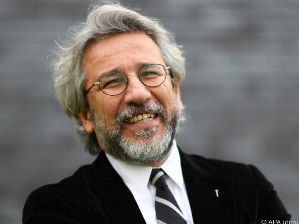 Angeklagt ist auch der ehemalige Chefredakteur Can Dündar