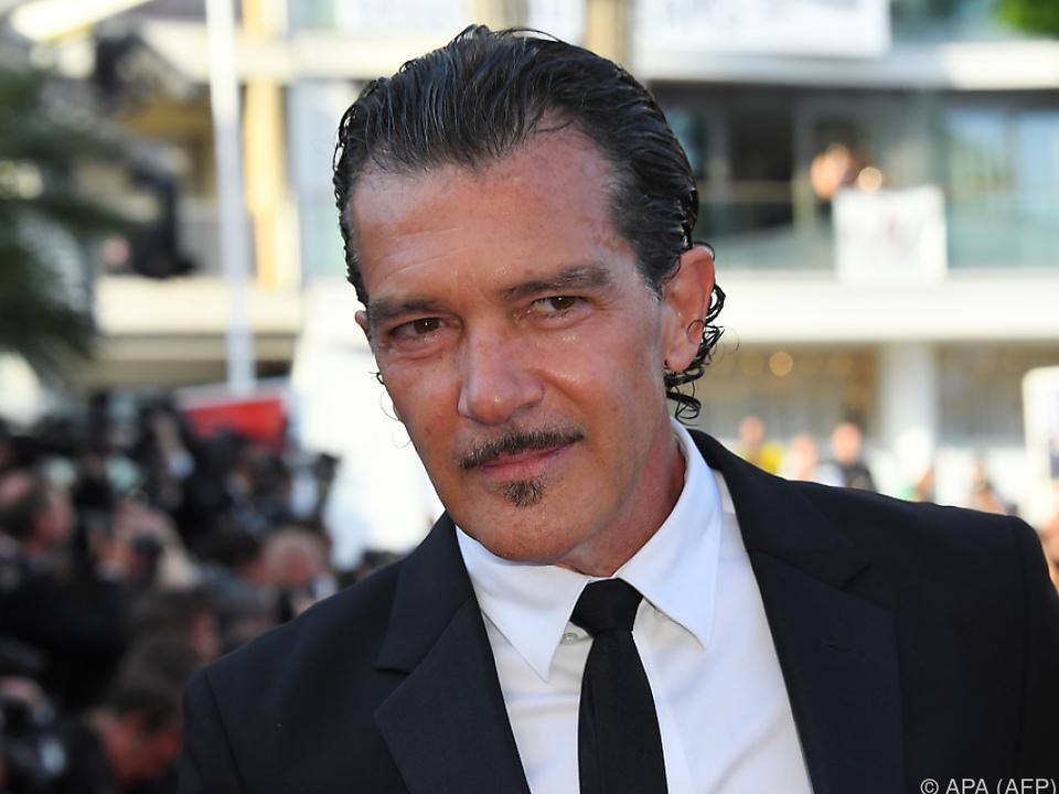 Antonio Banderas ab Herbst in italienischen Kinos