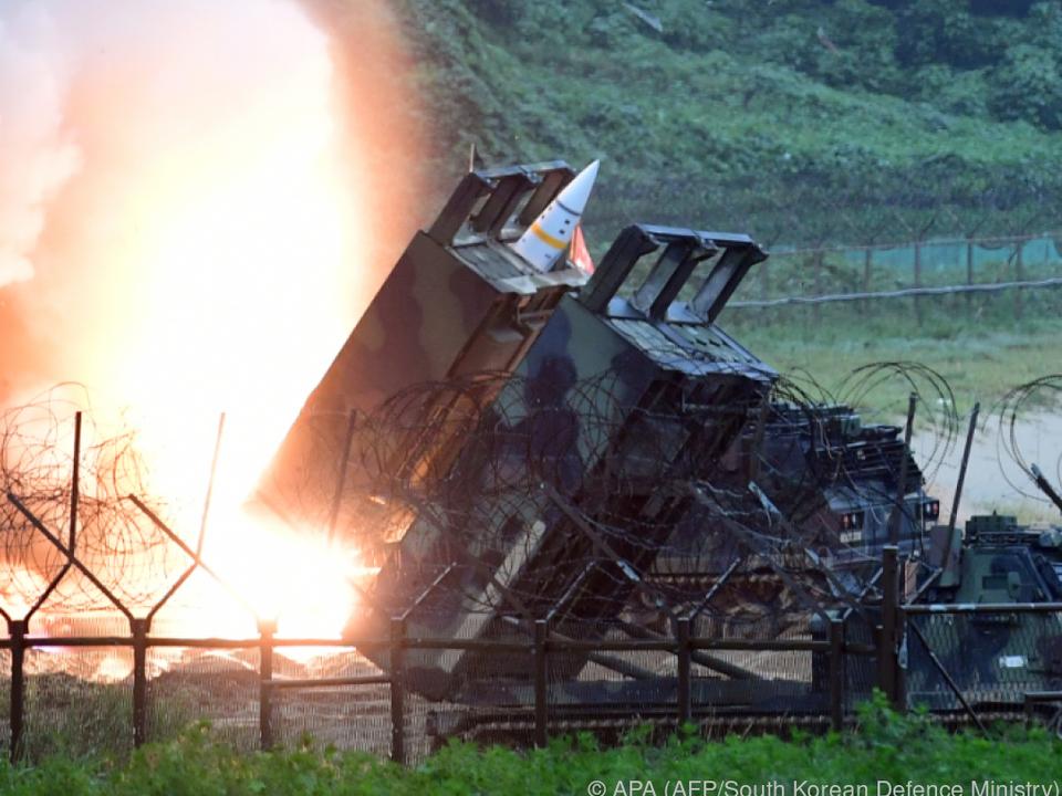 Antwort auf erneuten Raketentest Nordkoreas