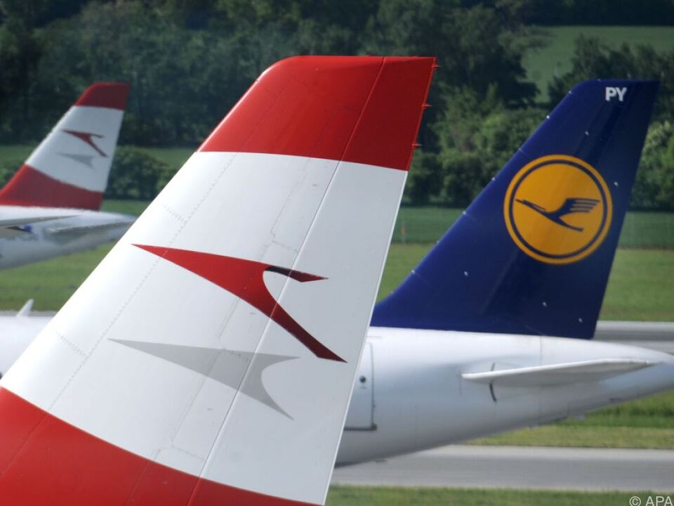 AUA und ihre Mutter Lufthansa erfolgreich unterwegs