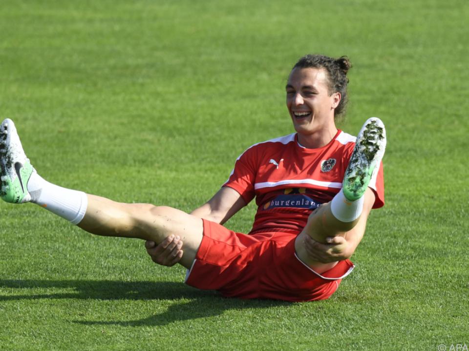 Baumgartlinger könnte bald innerhalb der deutschen Bundesliga wechseln
