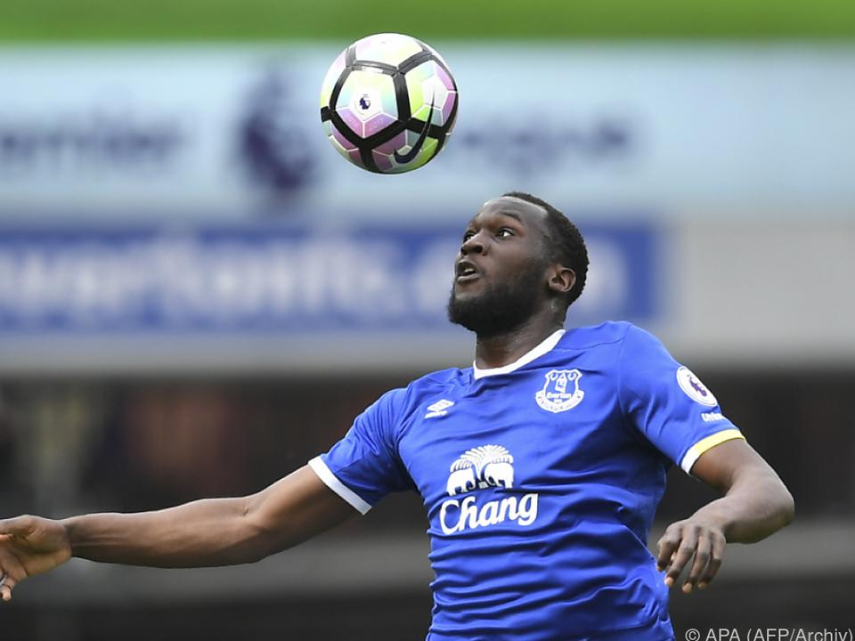Bei Everton soll Rooney die Rolle von Lukaku übernehmen