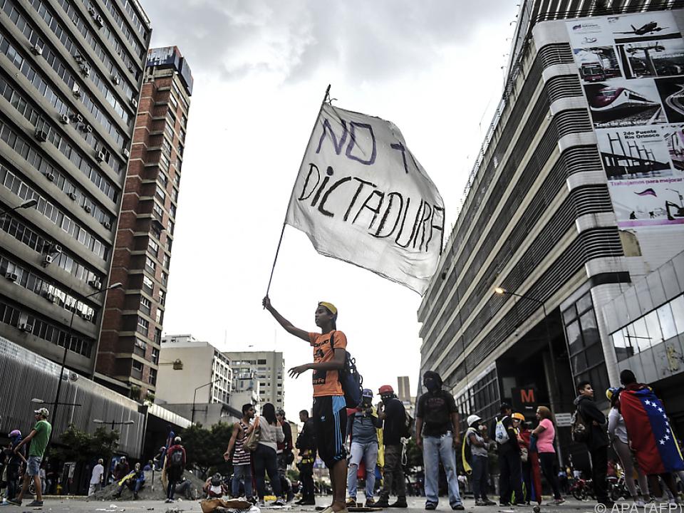 Bereits am Mittwoch gab es Proteste
