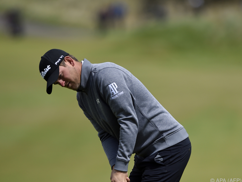 Golf: Wiesberger schafft Cut bei British Open