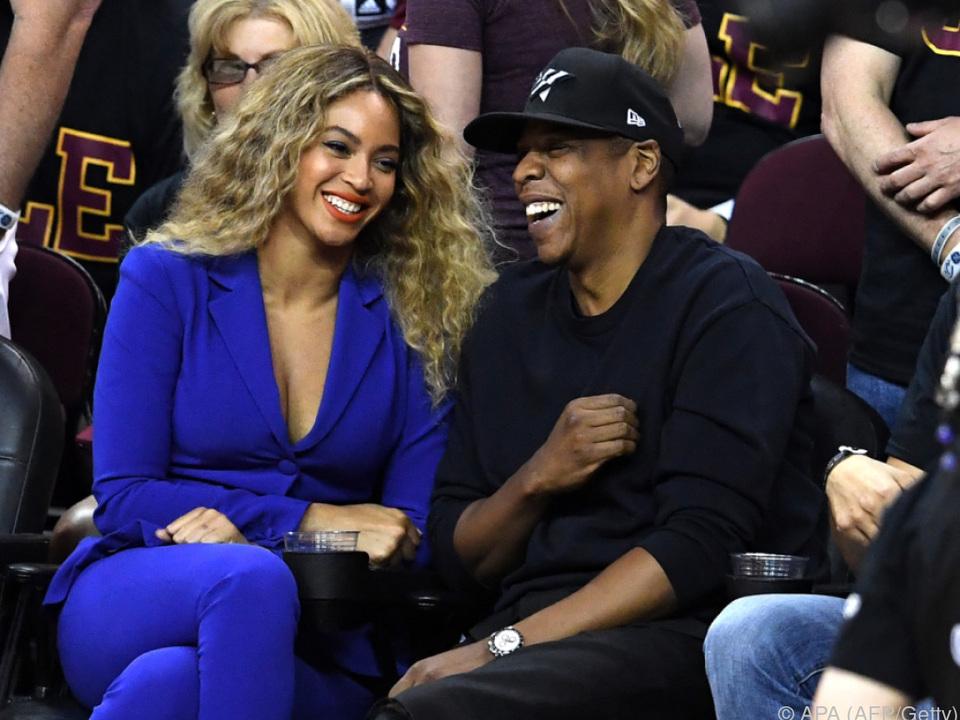 Beyonce und Jay-Z sind ein Dream-Team