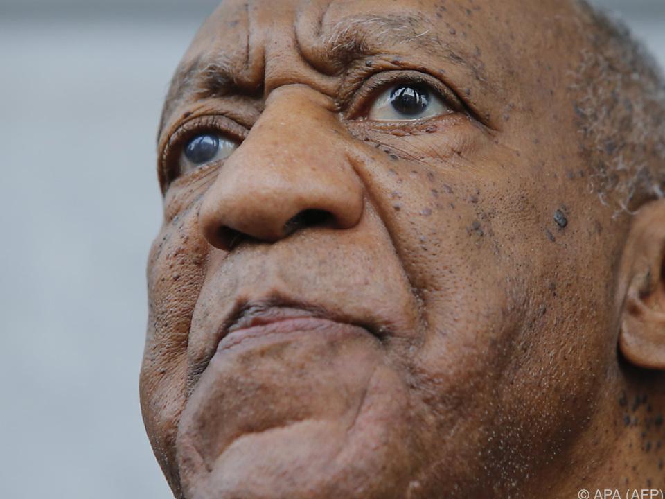 Bill Cosbys Image ist schwer beschädigt