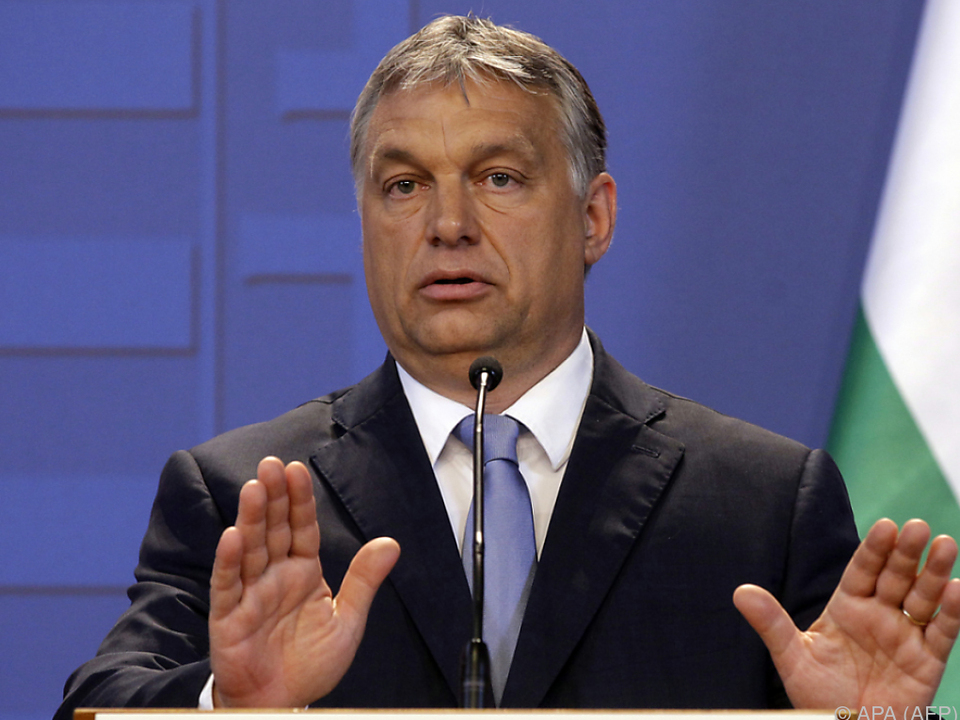Bisher weigerte sich Ungarn, Flüchtlinge aufzunehmen