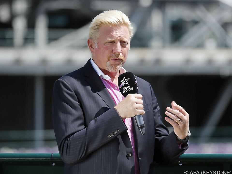 Boris Becker kann vorerst durchatmen