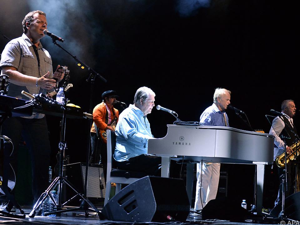 Brian Wilson sorgt auch mit 75 für Begeisterungsstürme