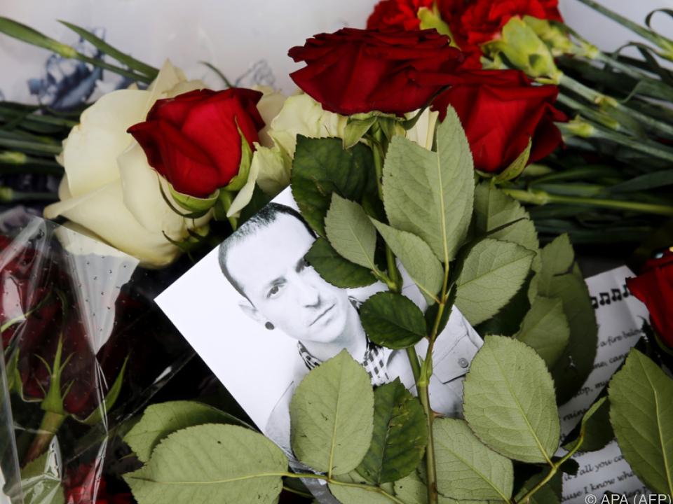 Chester Bennington starb am 20. Juli