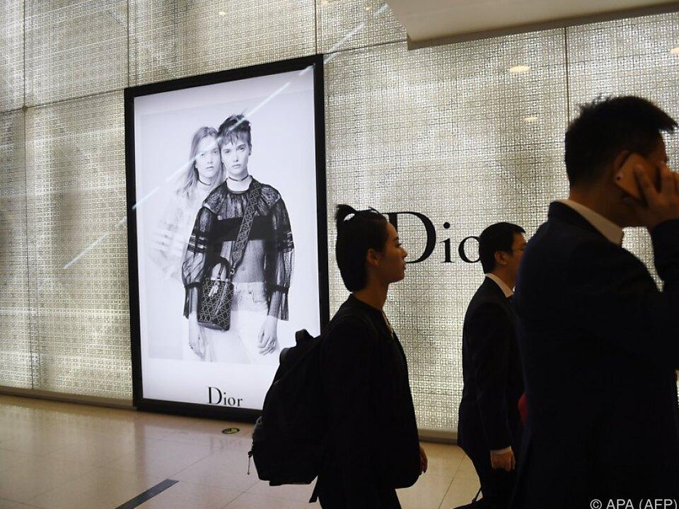 Chinesen geben jährlich 65 Mrd. Euro für Luxusgüter aus