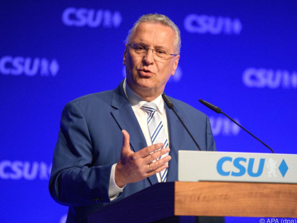 CSU-Politiker will \