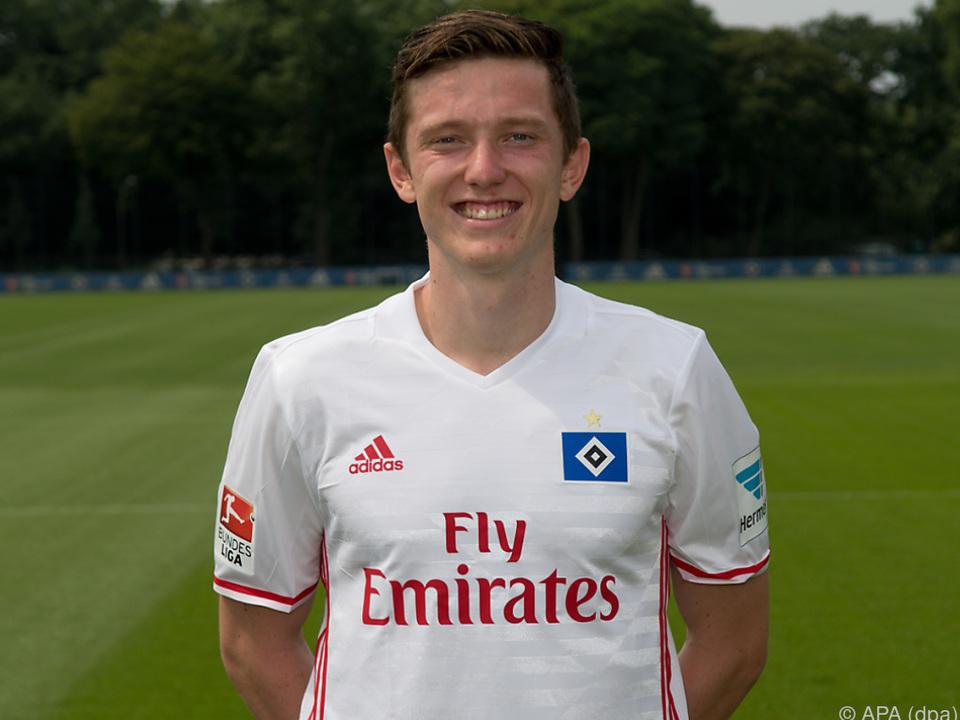 Das HSV-Dress ist Vergangenheit, Gregoritsch wechselt nach Augsburg