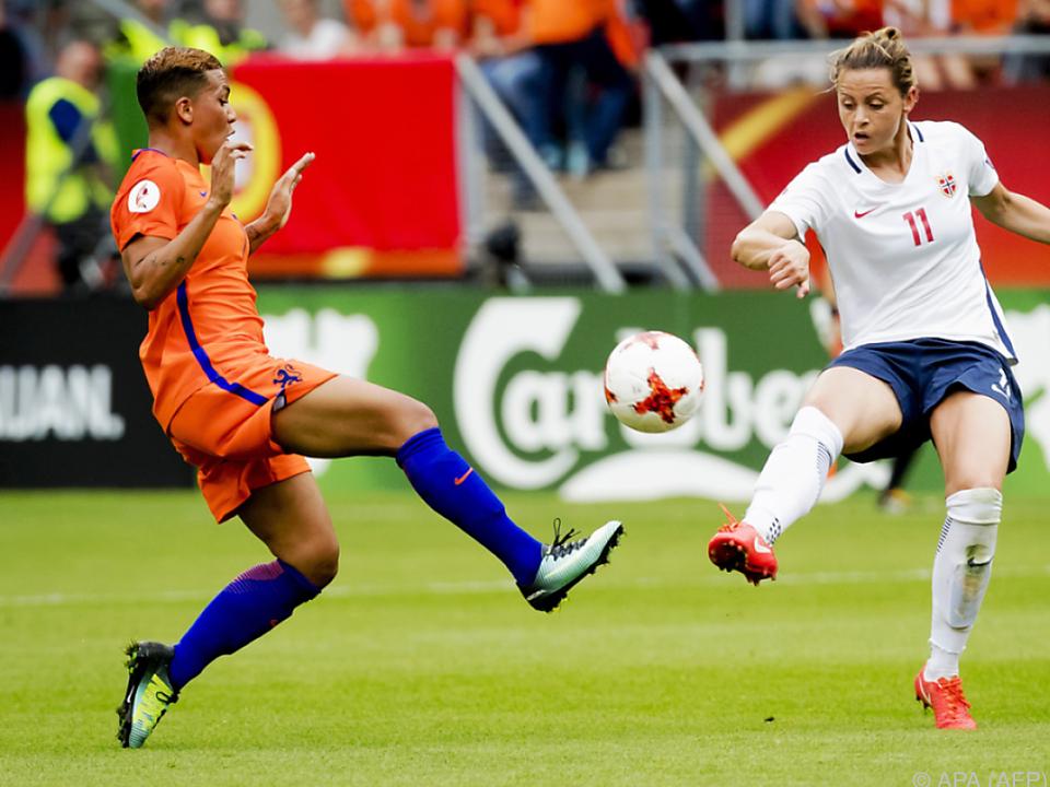 Das Oranje-Team präsentierte sich spielerisch überlegen