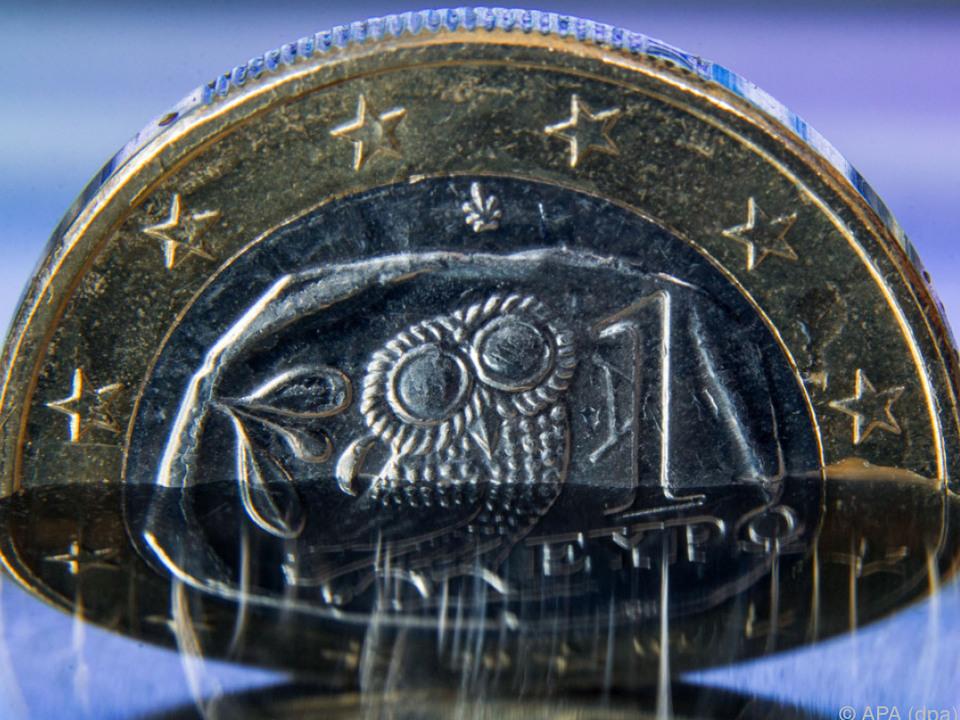 Dem griechischen Euro steht das Wasser bis zum Hals
