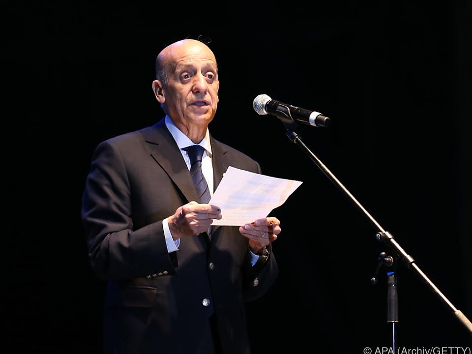 Der 81-jährige geht in seine dritte Amtszeit