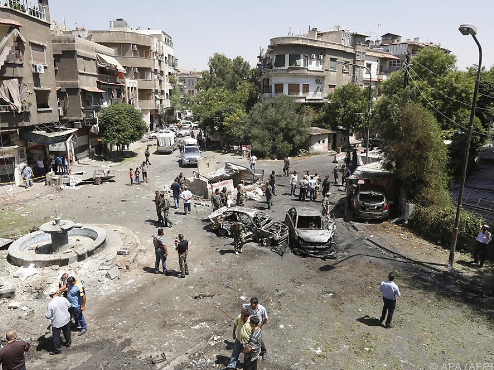 Der Anschlag passierte am Tahrir Platz