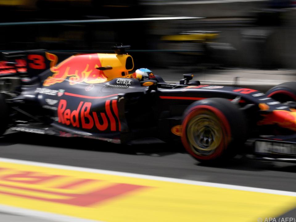 Der Hungaroring dürfte den Red-Bull-Boliden liegen