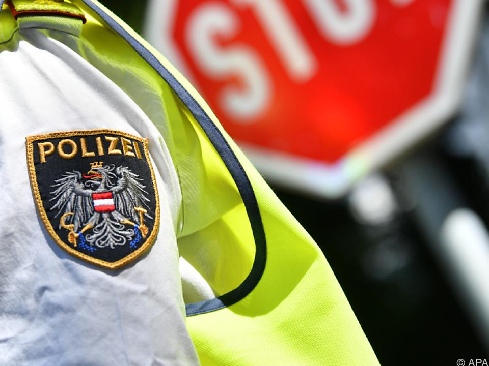 Der Mietwagen wurde von der Polizei beschlagnahmt